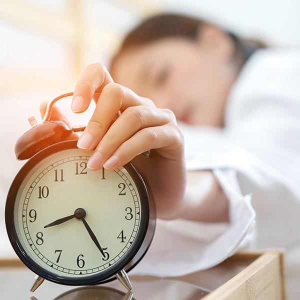 スッキリ目覚める方法